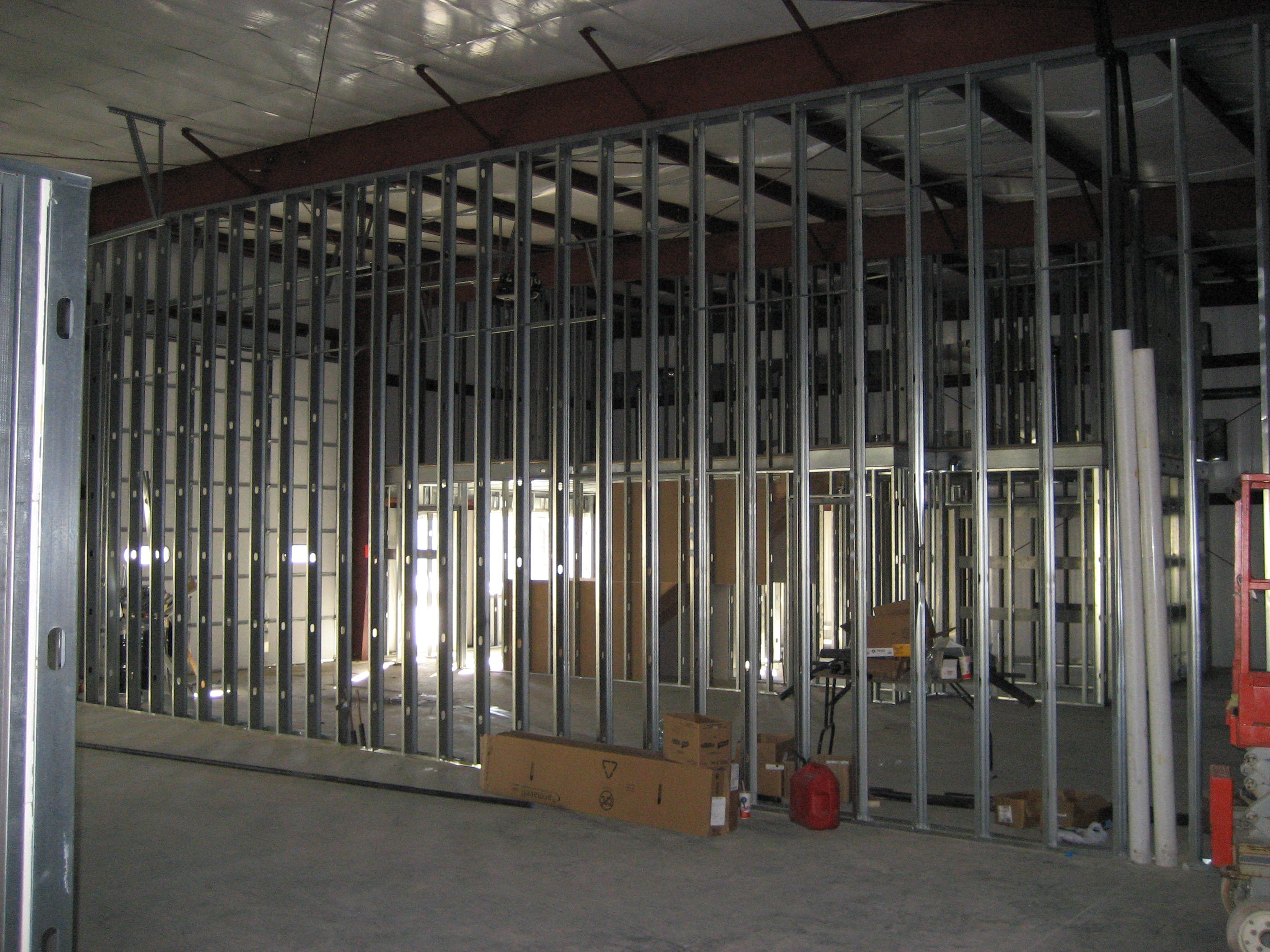 Metal Stud Framing Prime Construction