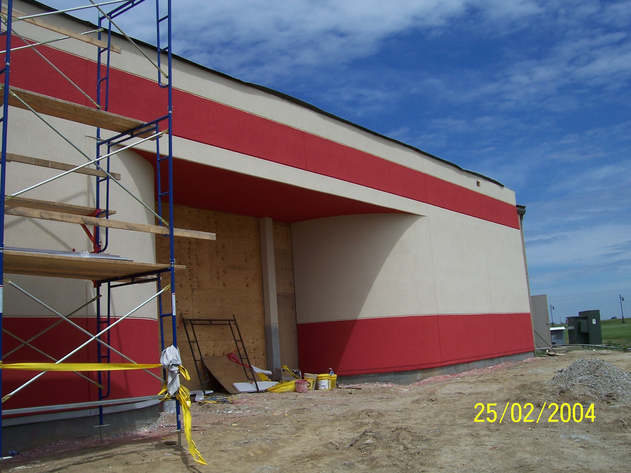 Exterior Insulation And Finish Systems Eifs Prime