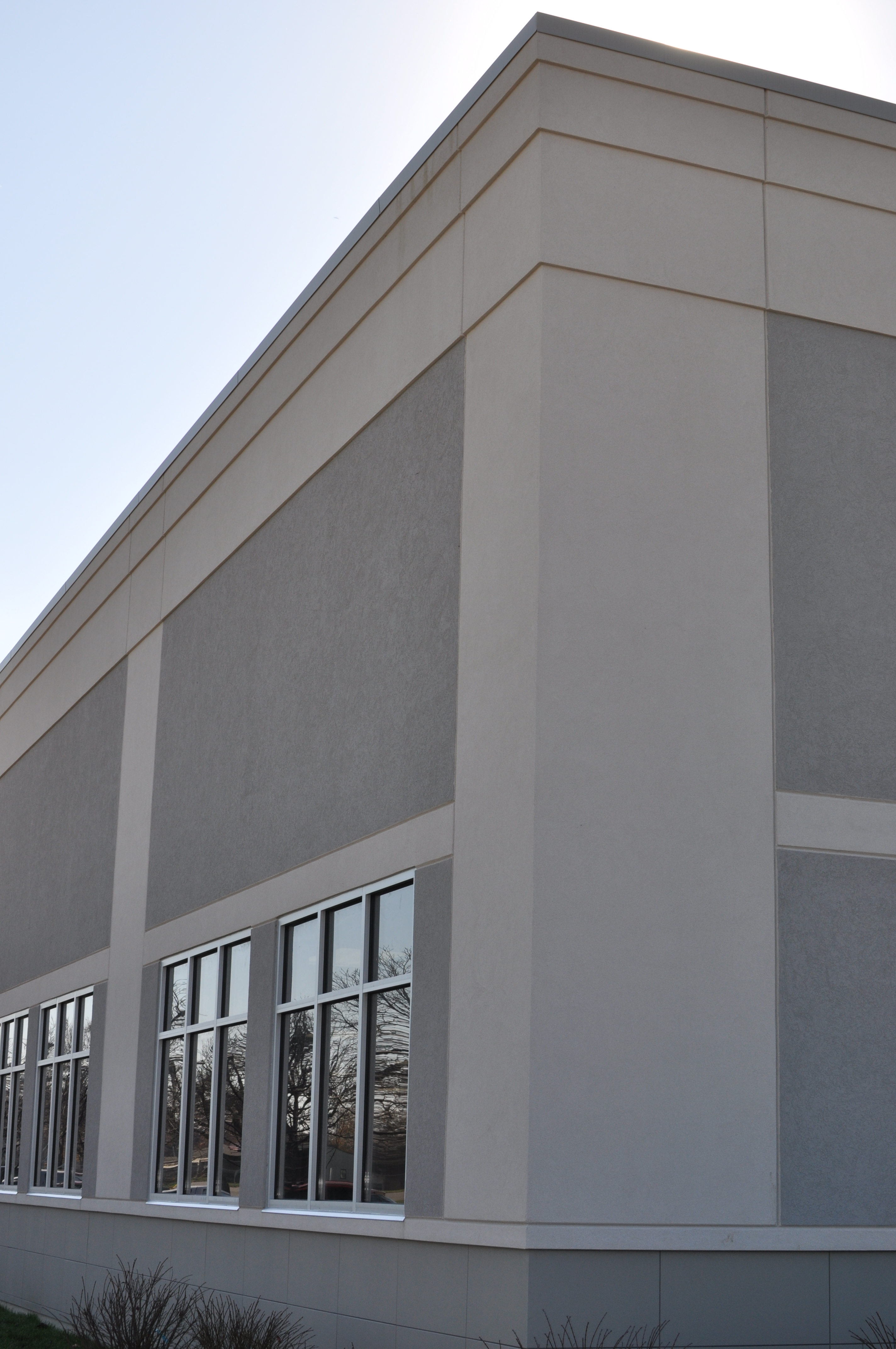 Exterior insulation and finish systems eifs prime construction for Exterior insulation and finish systems eifs